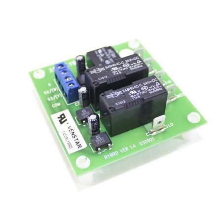 Electromechanical Relay 125VDC 10A 3PDT 1393102-5 35.71x35.71 mm Socket General Purpose Relay