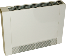 UT-87 SpacePak 2,505-3,400 BTU Thin Wall Unit Fan Coil
