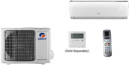 Gree LIVS24HP230V1B Livo+ 24000 BTU - 16 SEER - 230 volt - Heat Pump