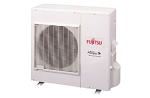 Fujitsu AOU48RLXFZ1 - 48,000 BTU Halcyon Hybrid Flex Inverter (HFI) Heat Pump 2-8 Zones (outdoor unit)