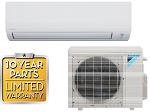 Daikin 12,000 BTU Cool Only 15 SEER Mini-Split System