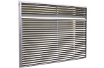 Aerosys TTW-LVR01-M - Grille for TTW-M Series Unit (aluminum)