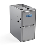 MGD95SE045B3XA Mr Cool 95% AFUE 45K BTU 3 Ton Downflow Single-Stage Multi-Speed ECM Motor Low Nox Gas Furnace with 14.5