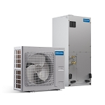 MDUO18024036 MDUI18024036 Mr Cool DC Inverter Variable Complete System Heat Pump 2-3 Ton up to 19 SEER R410A 24,000-36,000 BTU 208-230V/1Ph/60Hz