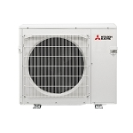 Mitsubishi - MXZ-2C20NAHZ - 2-Zone 20,000 BTU Hyper Heating Heat Pump