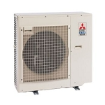 Mitsubishi - MXZ-3C30NA - 3-Zone 30,000 BTU Heat Pump 18 SEER (outdoor section)