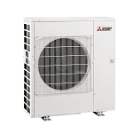 Mitsubishi - MXZ-5C42NAHZ - 5-Zone 42000 BTU Hyper Heating Heat Pump