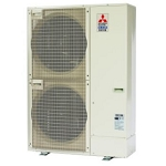 Mitsubishi - MXZ-8C48NA - 8-Zone 48,000 BTU Heat Pump 15 SEER (outdoor section)