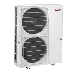 Mitsubishi - MXZ-8C48NAHZ - 8-Zone 48000 BTU Hyper Heating Heat Pump
