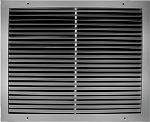 RG-2W Bard Return Air Grille | 12x20 | 18-24 Models