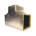 SpacePak - SPS-T-1 - Square Plenum Tee x 1 Piece