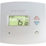 Venstar T2800 - Commercial Platinum Slimline Thermostat 3 Heat/2 Cool Programmable