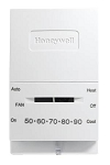 Honeywell T834N1002 - Mechanical 1-Heat/1-Cool Thermostat (mercury free)