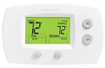Honeywell TH5220D1003 FocusPRO® 5000 Digital Non-Programmable Thermostat 2-Cool/2-Heat