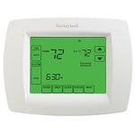 Honeywell TH8110U1003 - VisionPRO® 8000 Touch Screen Thermostat 1 heat/1 cool stages