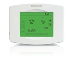 Honeywell TH8320WF1029 - Wi-Fi VisionPRO Thermostat, Heat/Cool or Heat Pump with Auxiliary Heat