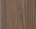 SpacePak - 45AC-TRM-BWOS - Architectural Outlet - Open/Surface/Unfinished/Black Walnut