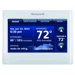Honeywell THX9421R5021WW - 2-Wire IAQ High Definition Color Touchscreen with RedLINK Technology