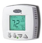 Carrier 33CSSP2-FC Fan Coil Thermostat - Programmable