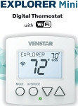 Venstar T2050 Commercial Explorer Mini Wi-Fi Thermostat