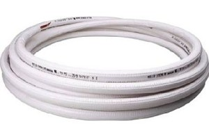 Mueller 1270820 - Preinsulated Copper Line Set Roll - 3/4 x 82' (tear  resistant out layer)