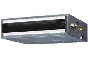 Fujitsu Aru7rlf 7 000 Btu Slim Duct Concealed Fan Coil