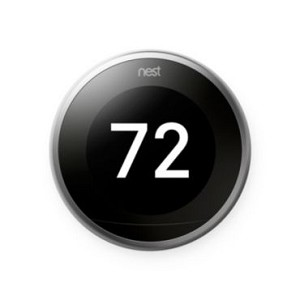 Nest T3008US - Learning Thermostat-3rd Generation