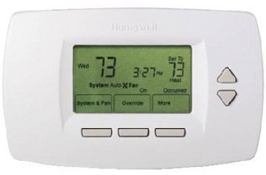 Honeywell Tb7100a1000 Ptac Wall Mounted Wired