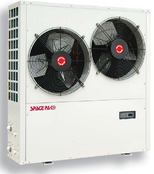 SpacePak - SCM060A4 - 5-Ton Heat Pump Chiller