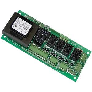 Icm6201 Fan Coil Relay Board W Electric Heat